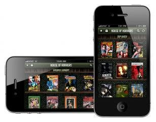 Fling Soft Releases House of Horrors for iPhone and iPad Providing Streaming Access to Classic Horror Films