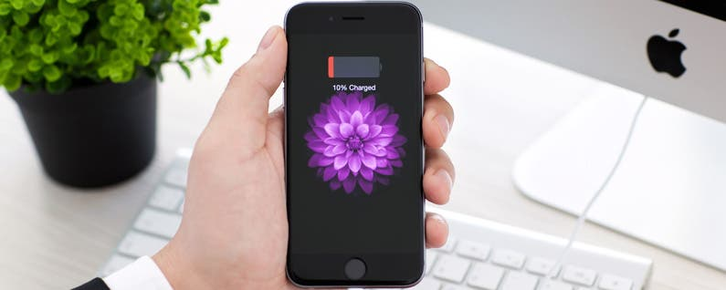 How to See the Exact Battery Power Percentage Your iPhone Has Left