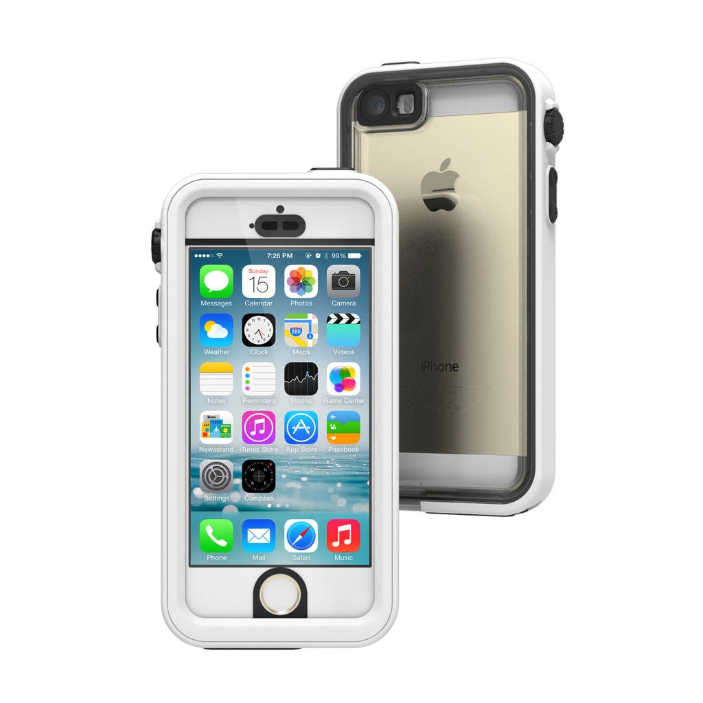 waterproof cases for iphone 5s catalyst waterproof has the right mix of features 18177