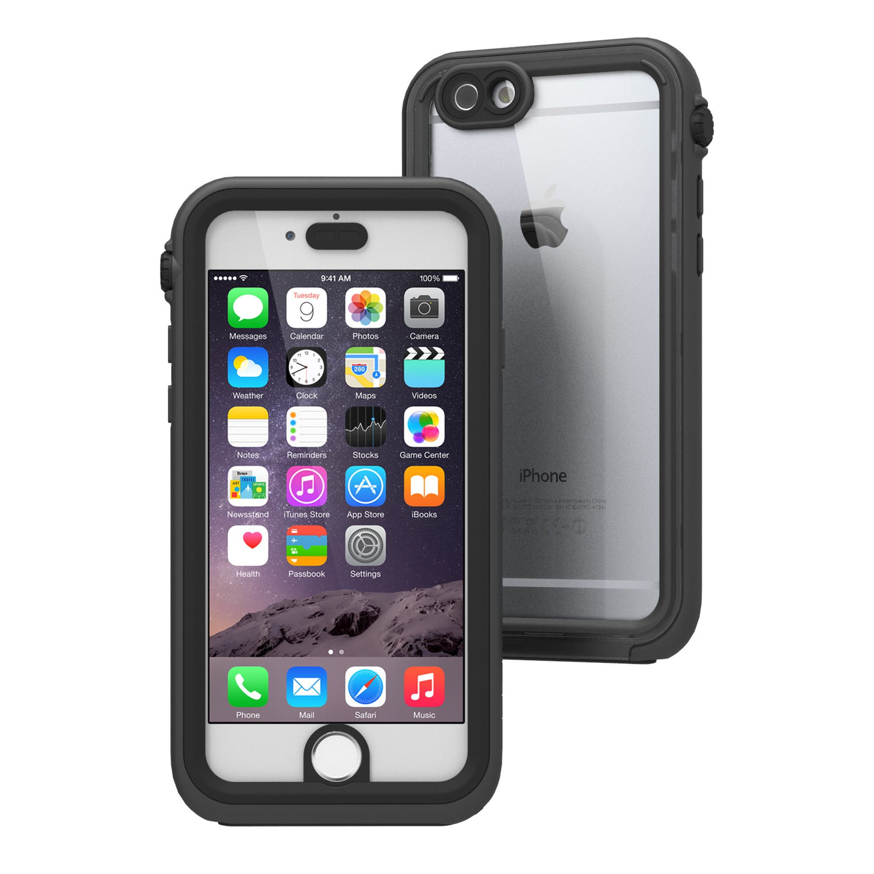 An Interview with Catalyst, on Desiging the Perfect Waterproof Case.
