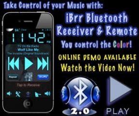 iBrr Bluetooth Receiver and Remote v2.0 is out!