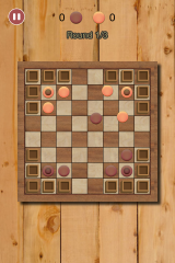 Checkers War: Chapayev game