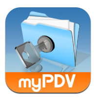 myPDV on iPad - Securely Organize your Life in One Place!