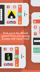Calling All Board Game Junkies, Devoted Video Gamers, Trivia Fanatics, and Anyone With A Pulse – Game Trivia Is Here!