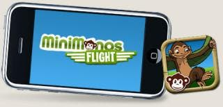 Five-star MiniMonos Flight iPhone App Free For A Limited Time