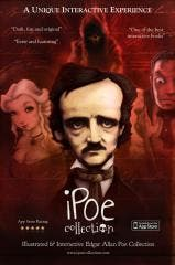 New Update Released For iPoe, The Illustrated & Interactive Edgar A. Poe Collection