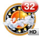 eWeather HD 2.5 - weather forecast, radar, push alerts and earthquakes for iPhone and iPad