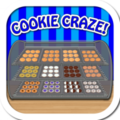 Cookie Craze! now available on iOS