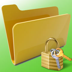 Protect your files with FileSafe - Double Password Folder
