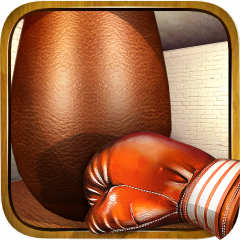 The coolest boxing app without even tapping the screen !