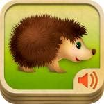 Animals for Tots. Animated flashcards with animal sound