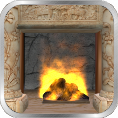 Intimate Fireplace Free IOS App From Game Scorpion Helps Make This Holiday Season Warm And Cozy