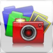 Photo folder App - ADD Photos, CREATE Folders and DROP IN