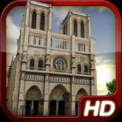 Mysteries of Notre Dame de Paris iPhone - iPad