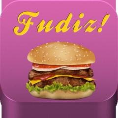 Fudiz! The social food map is available on the App Store