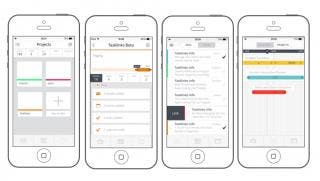 Register for New Organiser App for iPhone