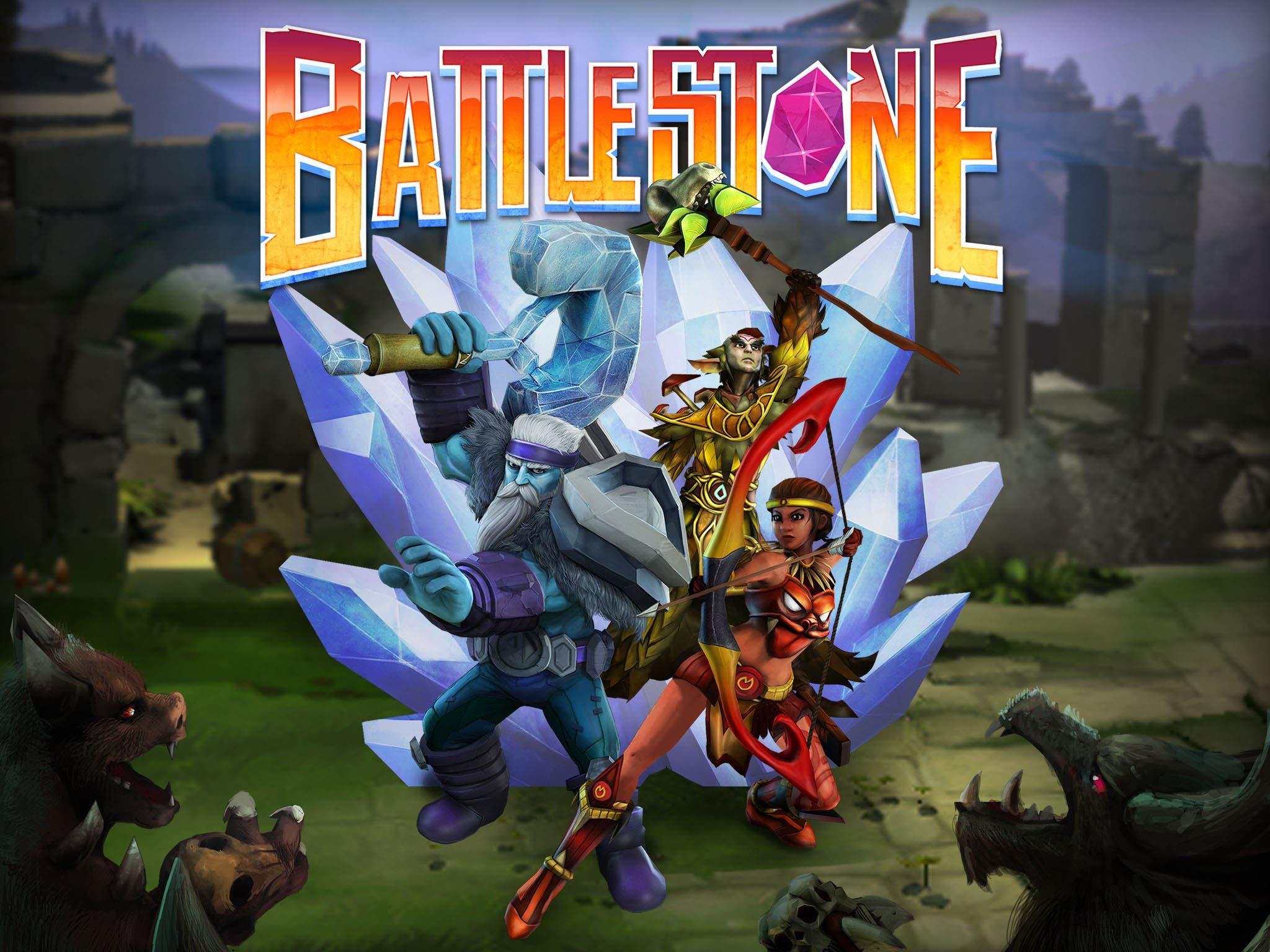 Game Centered: Battlestone