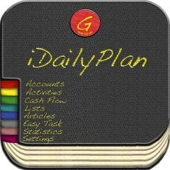 iDailyPlan - New rich release in App Store and PRICE STILL DROP