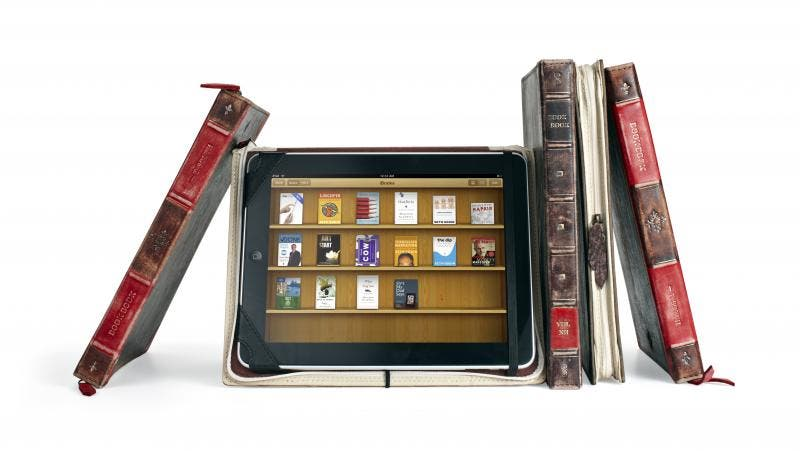 BookBook on a shelf