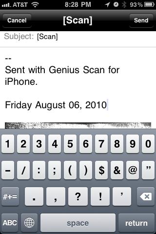 Genius Scan Receipt 07