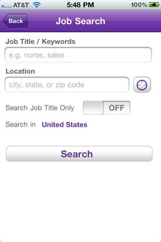 Standard Search