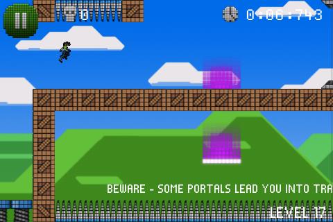 I'm Playing Portal?
