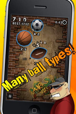 Many Ball Types!