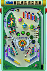Pinball Tristan 1.1 for iPhone/iPad - Legendary Game Hits iOS Screens - Published on 07/06/11