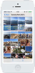 Pressrelease: Photosane for iOS 8.1
