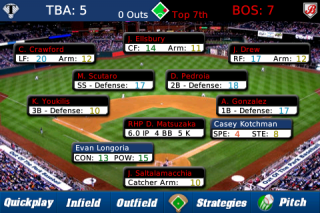OOTP Releases iOOTP Baseball 2011 to the App Store