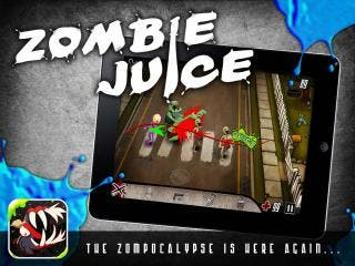 BIFROST'S ZOMBIE JUICE A 'NO BRAINER' FOR iPAD AND iPHONE GAMERS