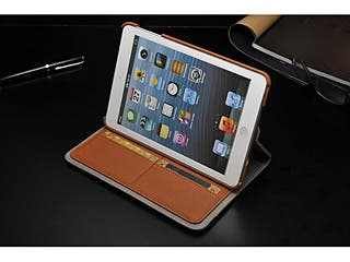 One of the most versatile iPad Mini case around - iPad Mini Wallet Case Stand