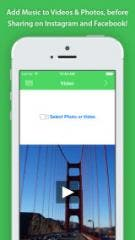 VideoSound for iOS, Add Music to Videos and Create Slideshows