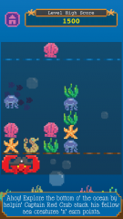 Sea Stacking – A Super Fun and Exciting Drop Down Matching Game