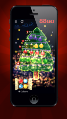 Light Up Christmas Tree! iPhone puzzle game