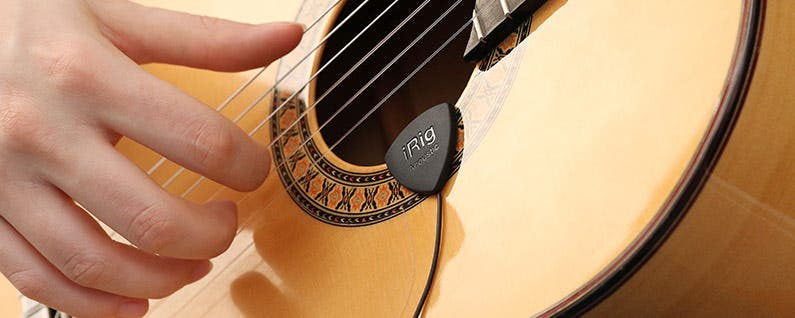 New iRig Acoustic