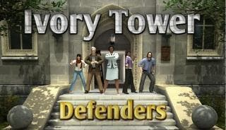 Ivory Tower Defenders for iPhone and Android