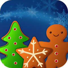 Holiday Gaming is Here, as Christmas Cookieland Hits The App Store
