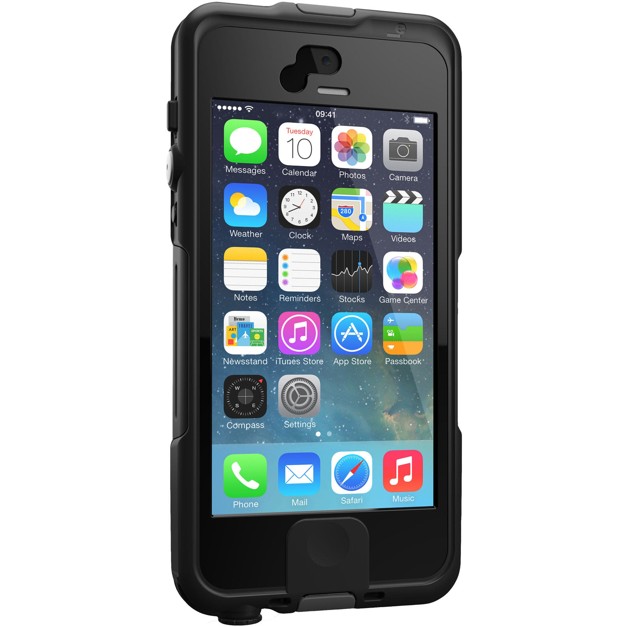 UK Case Maker Lifedge: Offering Waterproof, Heavy-Duty Protection for iDevices.
