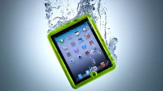 Offering Waterproof, Heavy-Duty Protection for iDevices.