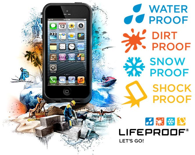 iPhone Life Exclusive: Lifeproof Special Holiday Offer