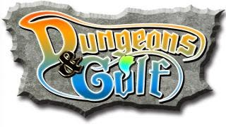 FINAL FANTASY WITH GOLF? DUNGEONS & GOLF WORLD