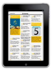 Mygazine Daily for iPad: Daily Personal Magazine Mines 2,000 News Sites