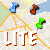 Leaping Bytes Releases MapPocket LITE for iOS - Maps on the road without an Internet connection