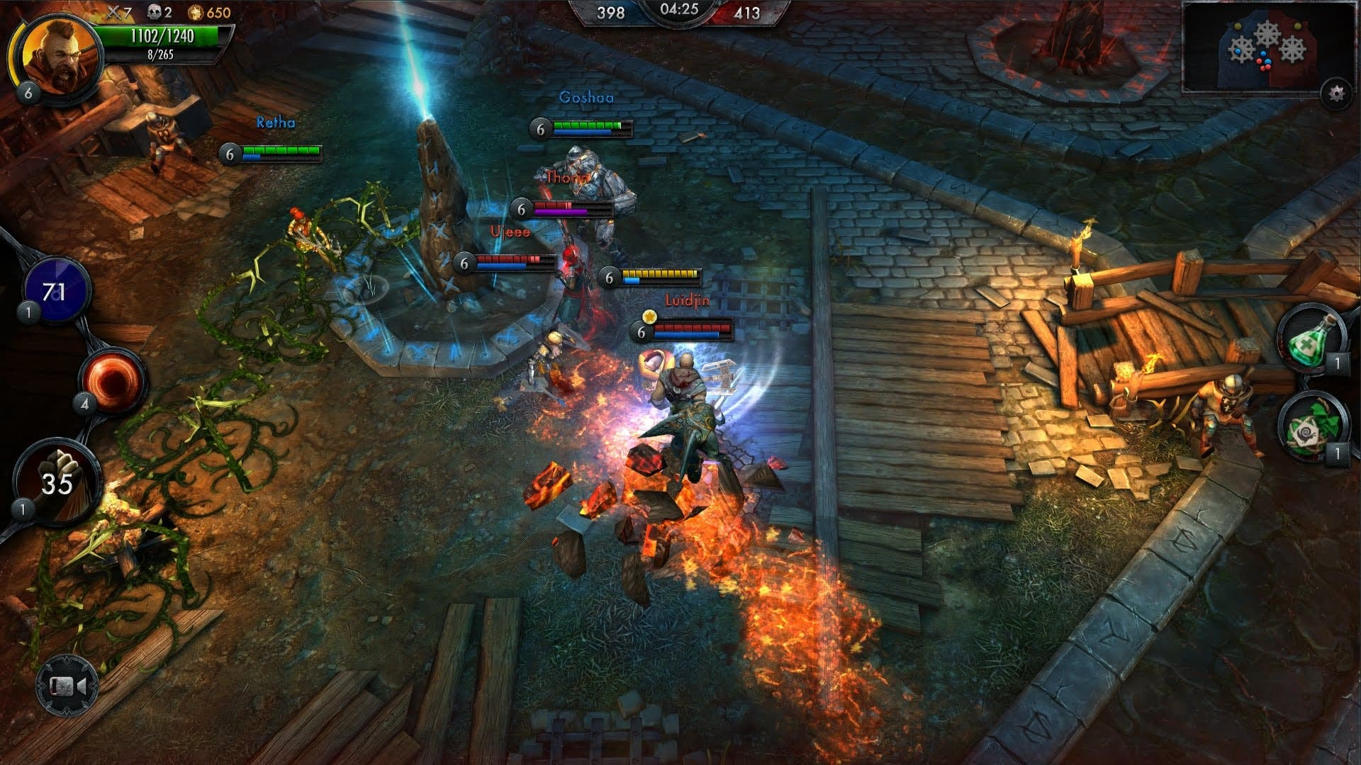 Game Centered: Featuring The Witcher MOBA, Impressive Mobile Game