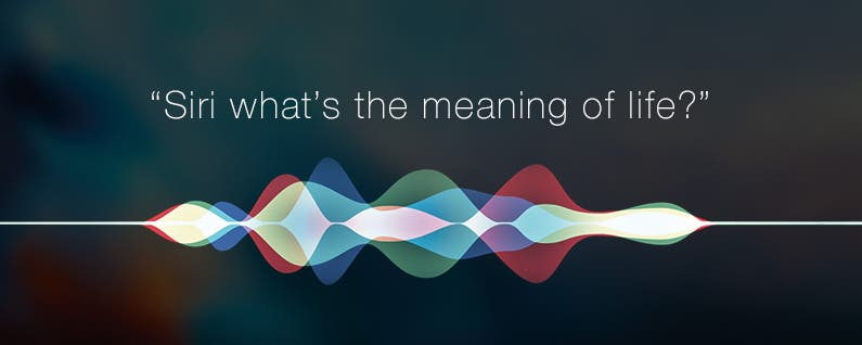 10 Answers Siri Has For The Meaning Of Life