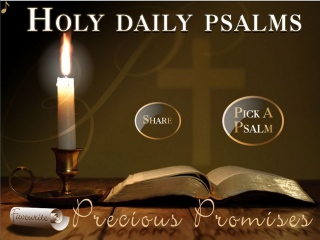 Holy Daily Psalms (KJV)