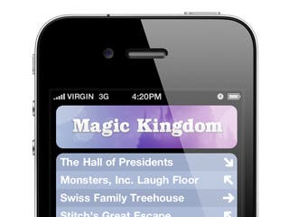 Adelie Software launches Magic Map, a magical, interactive guide for Disney theme parks.