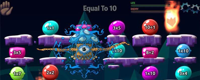 Introducing Monster Math 2