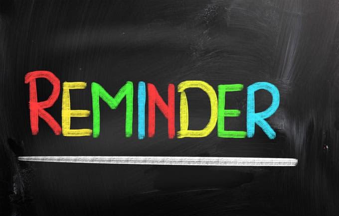 Reminders | iPhoneLife.com